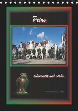 Peine sehenswert und schön (Tischkalender 2019 DIN A5 hoch) von Scholz,  Frauke