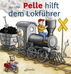 Pelle hilft dem Lokführer von Lööf,  Jan
