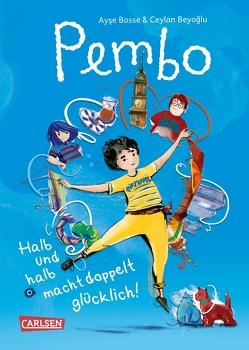 Pembo – Halb und halb macht doppelt glücklich! von Beyoglu,  Ceylan, Bosse,  Ayse