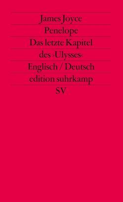 Penelope von Joyce,  James, Wollschläger,  Hans
