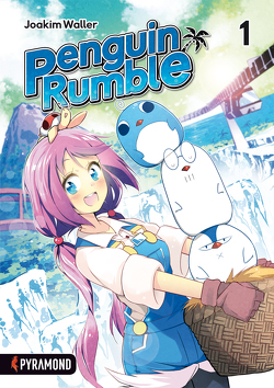 Penguin Rumble 1 von Allmann,  Christian, Waller,  Joakim