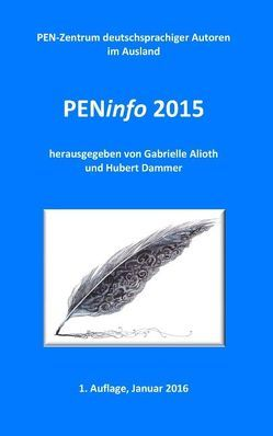 PENinfo 2015 von Alioth,  Gabrielle, Dammer,  Hubert