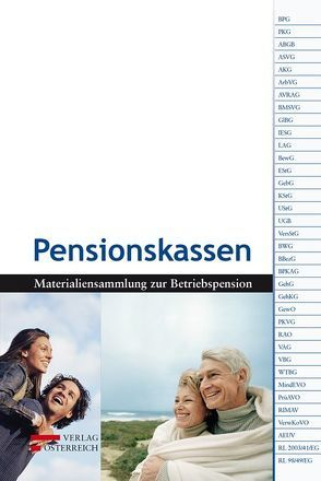 Pensionskassen von Fachverband der Pensionskassen