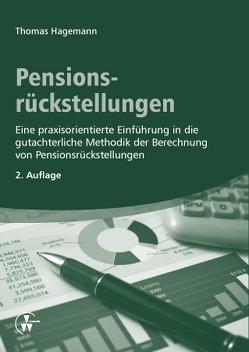 Pensionsrückstellungen von Hagemann,  Thomas
