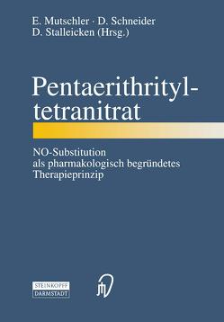 Pentaerithrityltetranitrat von Mutschler,  E., Schneider,  D., Stalleicken,  Dirk