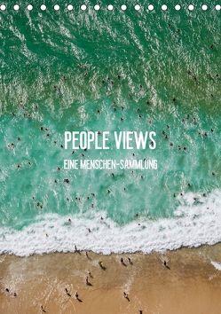 People Views – Eine Menschen-Sammlung (Tischkalender 2018 DIN A5 hoch) von Yoshitomi,  Raphael