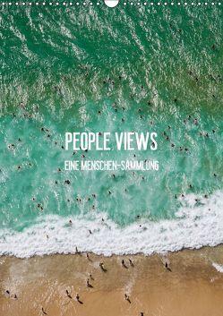 People Views – Eine Menschen-Sammlung (Wandkalender 2018 DIN A3 hoch) von Yoshitomi,  Raphael