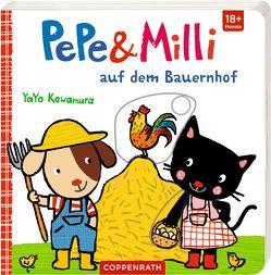 Pepe & Milli auf dem Bauernhof von Kawamura,  Yayo