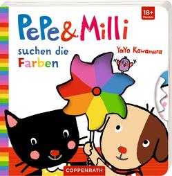 Pepe & Milli suchen die Farben von Kawamura,  Yayo
