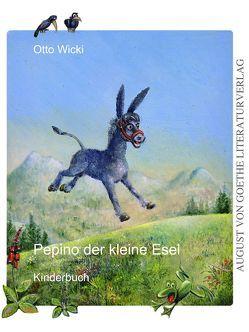 Pepino der kleine Esel von Wicki,  Otto