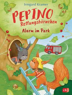 Pepino Rettungshörnchen – Alarm im Park von Kramer,  Irmgard, Paehl,  Nora