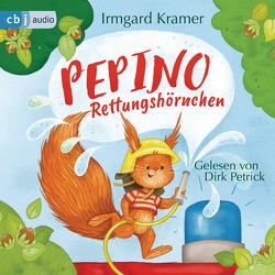 Pepino Rettungshörnchen von Kramer,  Irmgard, Paehl,  Nora, Petrick,  Dirk