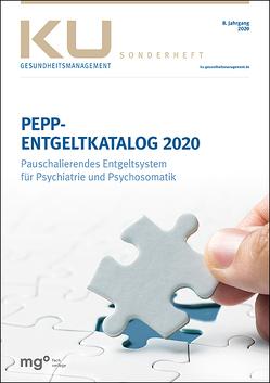 PEPP Entgeltkatalog 2020 von InEK gGmbH