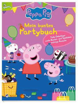 Peppa: Mein buntes Partybuch