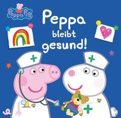 Peppa: Peppa bleibt gesund!