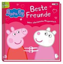 Peppa Pig: Beste Freunde, Mein allerliebstes Klappenbuch