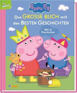 Peppa Pig: Das große Buch mit den besten Geschichten von Korda,  Steffi