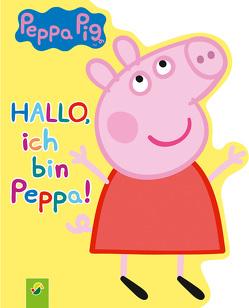 Peppa Pig Hallo, ich bin Peppa! von Specht,  Florentine