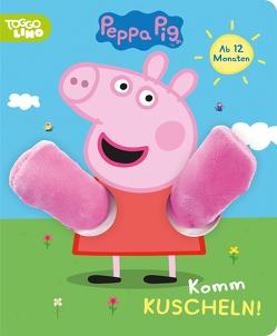 Peppa Pig – Komm kuscheln! von Bensch,  Katharina