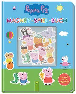 Peppa Pig Magnet-Spiel-Buch von Laura Teller