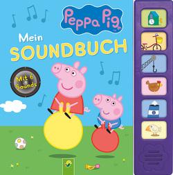 Peppa Pig Mein Soundbuch von Specht,  Florentine