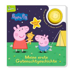 Peppa Pig: Meine erste Gutenachtgeschichte von Panini