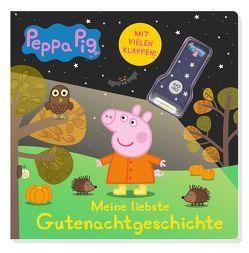 Peppa Pig: Meine liebste Gutenachtgeschichte von Hoffart,  Nicole, Wöhrmann,  Ruth