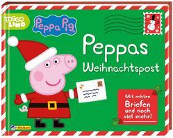 Peppa Pig: Peppas Weihnachtspost