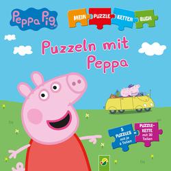 Peppa Pig – Puzzeln mit Peppa