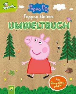 Peppas kleines Umweltbuch – Peppa Pig von Teller,  Laura