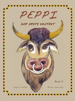 Peppi von Czerwinka,  Martin, Plocek,  August