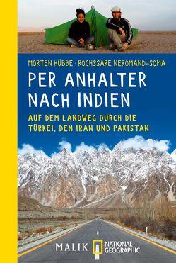 Per Anhalter nach Indien von Hübbe,  Morten, Neromand-Soma,  Rochssare
