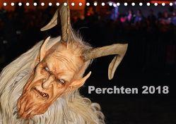 Perchten 2018 (Tischkalender 2018 DIN A5 quer) von Ultes,  Dominik