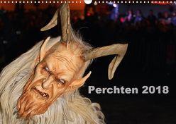 Perchten 2018 (Wandkalender 2018 DIN A3 quer) von Ultes,  Dominik
