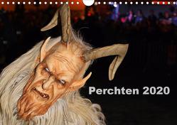 Perchten 2020 (Wandkalender 2020 DIN A4 quer) von Ultes,  Dominik