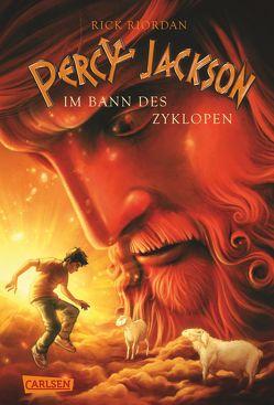 Percy Jackson – Im Bann des Zyklopen (Percy Jackson 2) von Haefs,  Gabriele, Riordan,  Rick