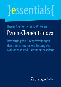 Peren-Clement-Index von Clement,  Reiner, Peren,  Franz W.