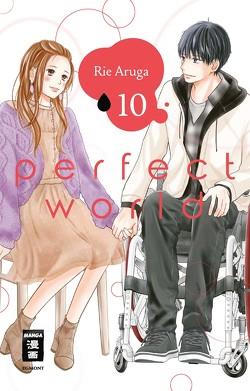 Perfect World 10 von Aruga,  Rie, Suzuki,  Cordelia