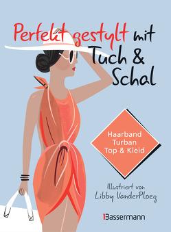 Perfekt gestylt mit Tuch & Schal von VanderPloeg,  Libby