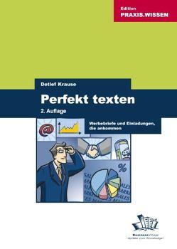 Perfekt texten von Krause,  Detlef