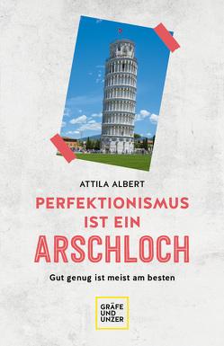 Perfektionismus ist ein Arschloch von Albert,  Attila