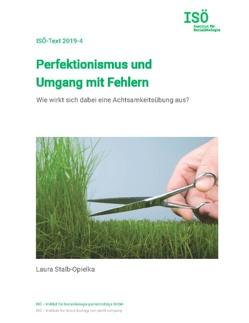 Perfektionismus und Umgang mit Fehlern von Stalb-Opielka,  Laura