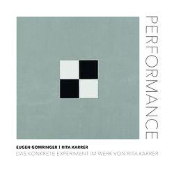 Performance von Gomringer,  Eugen, Karrer,  Rita