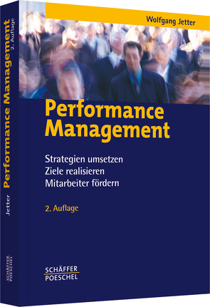 Performance Management von Jetter,  Wolfgang