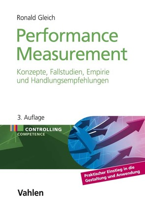 Performance Measurement von Gleich,  Ronald, Görner,  Arnd, Quitt,  Anna