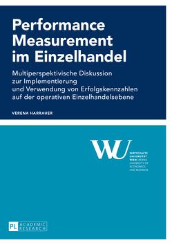 Performance Measurement im Einzelhandel von Harrauer,  Verena