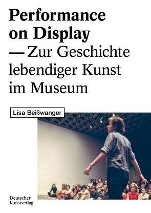 Performance on Display von Beißwanger,  Lisa