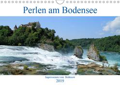 Perlen am Bodensee (Wandkalender 2019 DIN A4 quer) von Sabel,  Jörg