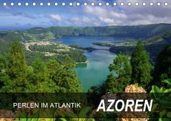 Perlen im Atlantik – Azoren (Tischkalender 2020 DIN A5 quer) von Scholz,  Frauke