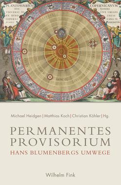Permanentes Provisorium von Heidgen,  Michael, Koch,  Matthias, Koehler,  Christian